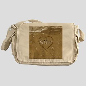 Allie Beach Love Messenger Bag