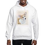 Pembroke Welsh Corgi Hooded Sweatshirt