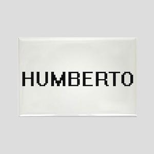 Humberto Digital Name Design Magnets