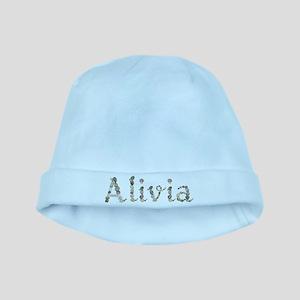 Alivia Seashells baby hat