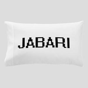 Jabari Digital Name Design Pillow Case