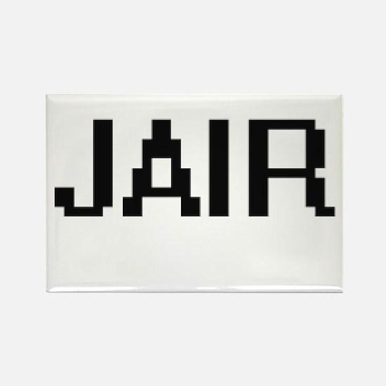 Jair Digital Name Design Magnets