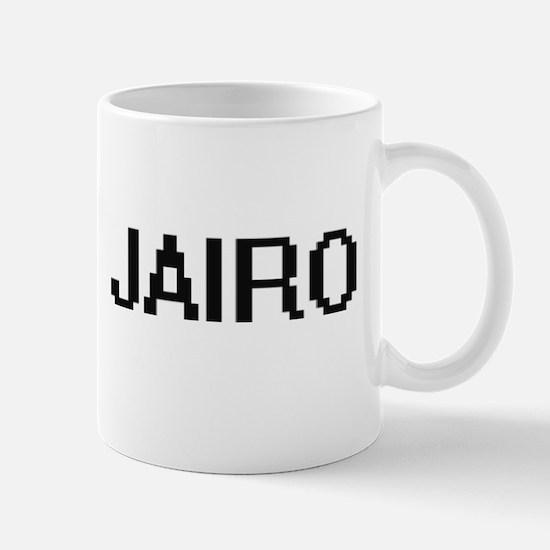 Jairo Digital Name Design Mugs