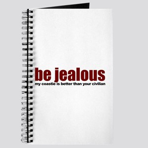 Coast Guard: Be Jealous Journal