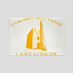 Cornish Last Longer Rectangle Magnet