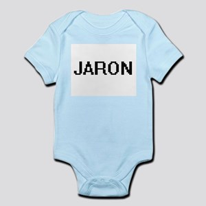Jaron Digital Name Design Body Suit