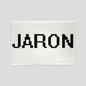 Jaron Digital Name Design Magnets