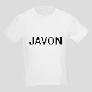 Javon Digital Name Design T-Shirt