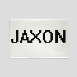 Jaxon Digital Name Design Magnets