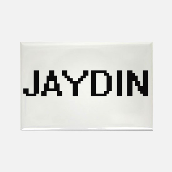 Jaydin Digital Name Design Magnets