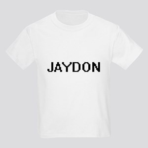 Jaydon Digital Name Design T-Shirt