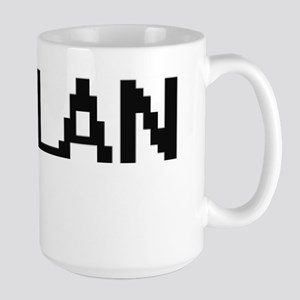 Jaylan Digital Name Design Mugs
