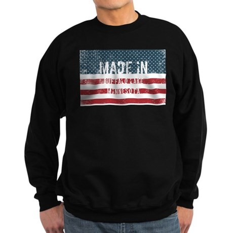 Made in Buffalo Lake, Minnesota Sweatshirt