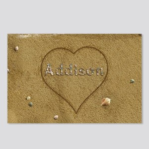 Addison Beach Love Postcards (Package of 8)