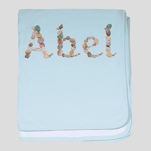 Abel Seashells baby blanket