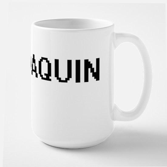 Joaquin Digital Name Design Mugs
