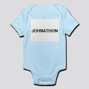 Johnathon Digital Name Design Body Suit