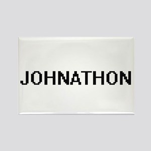 Johnathon Digital Name Design Magnets