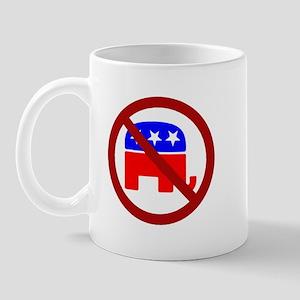 Anti-Elephant Mug