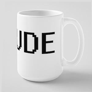 Jude Digital Name Design Mugs