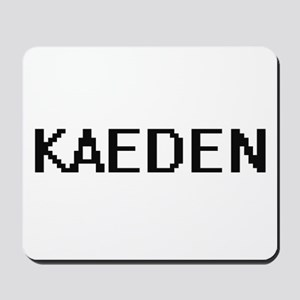 Kaeden Digital Name Design Mousepad