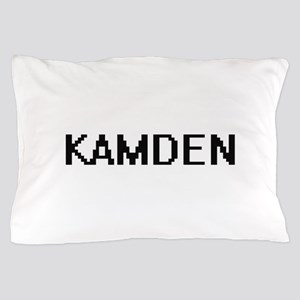 Kamden Digital Name Design Pillow Case