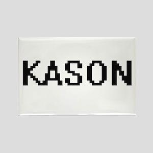 Kason Digital Name Design Magnets