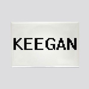 Keegan Digital Name Design Magnets