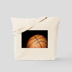 Basketball Ball Tote Bag