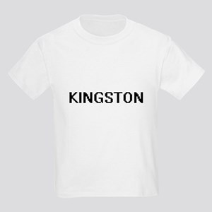 Kingston Digital Name Design T-Shirt