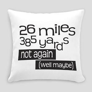 Funny 26.2 Marathon Everyday Pillow