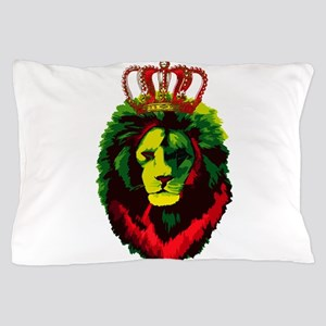 Iron Lion Zion Pillow Case