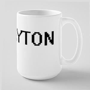 Layton Digital Name Design Mugs