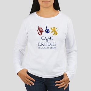 Game of Dreidels Long Sleeve T-Shirt