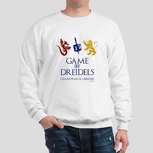 Game of Dreidels Sweatshirt