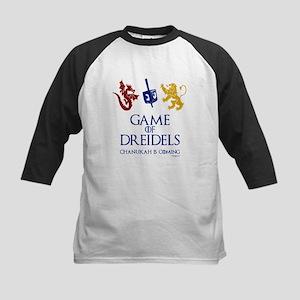 Game of Dreidels Baseball Jersey