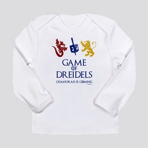 Game of Dreidels Long Sleeve T-Shirt