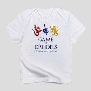 Game of Dreidels Infant T-Shirt