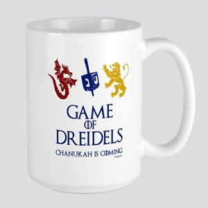 Game of Dreidels Mugs