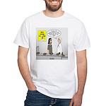 Medical Pot Pie White T-Shirt