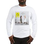 Medical Pot Pie Long Sleeve T-Shirt