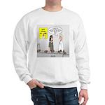 Medical Pot Pie Sweatshirt