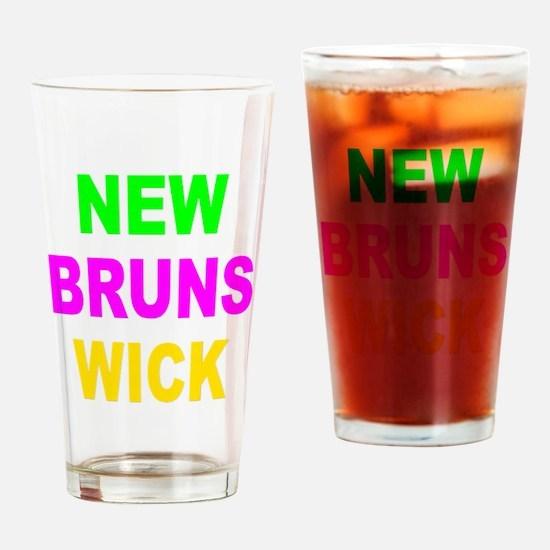New Brunswick Drinking Glass