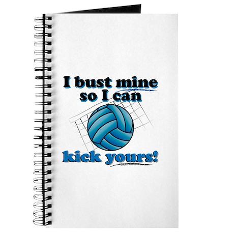 Bust Mine Vball Journal