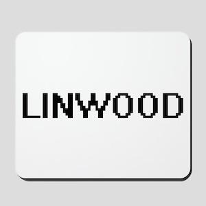 Linwood Digital Name Design Mousepad