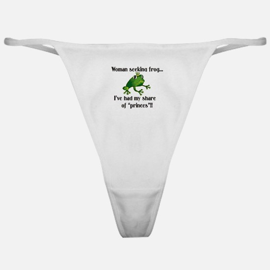 classified personal singe.. k Classic Thong