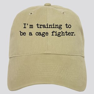 Cage Fighter (blk) - Napoleon Cap