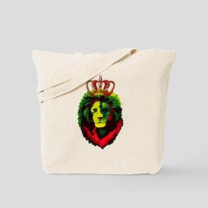 Iron Lion Zion Tote Bag