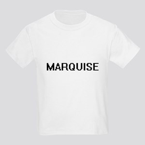 Marquise Digital Name Design T-Shirt