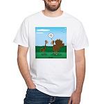 Turkey Diet White T-Shirt